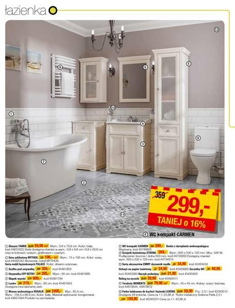 Leroy Merlin łazienka I Nie Tylko Od 401 Stycznia